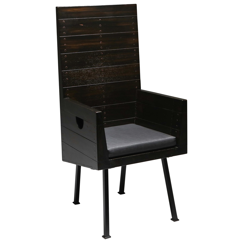 Modernist Armchair by Dom Hans Van Der Laan