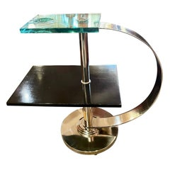 Modernist Art Deco Side Table