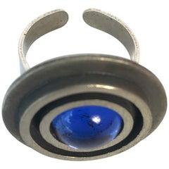 Modernist Bent Larsen Denmark Ring