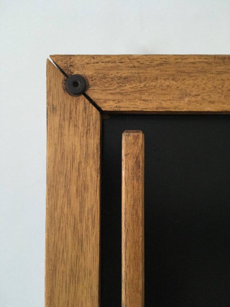 Metal Modernist Cabinet or Armoire in Black by André Sornay, France Mid-20th Century For Sale