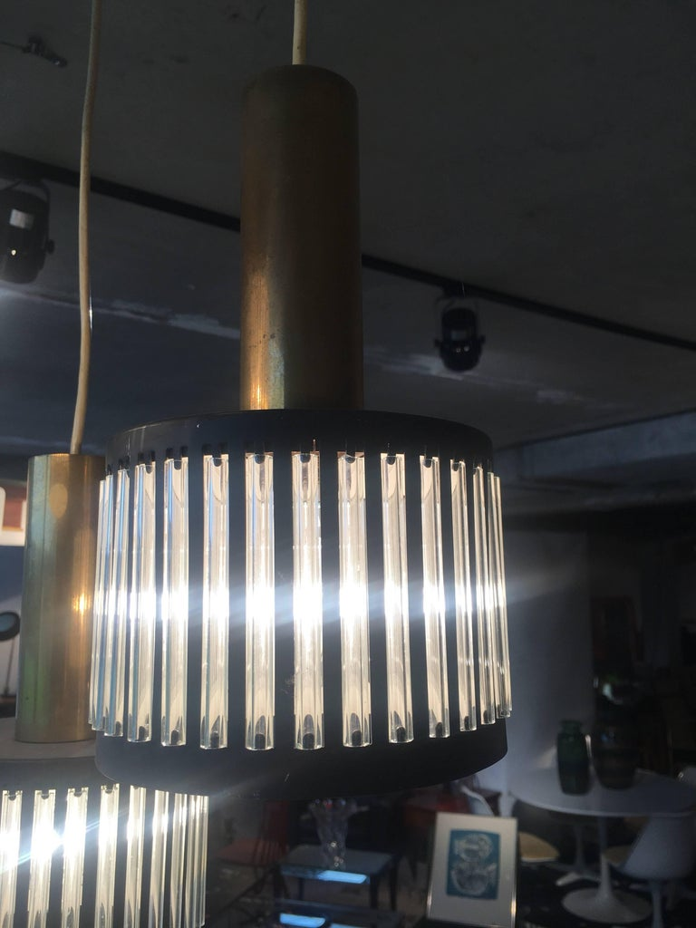 Mid-Century Modern Modernist Ceiling Light from the 1950s For Sale