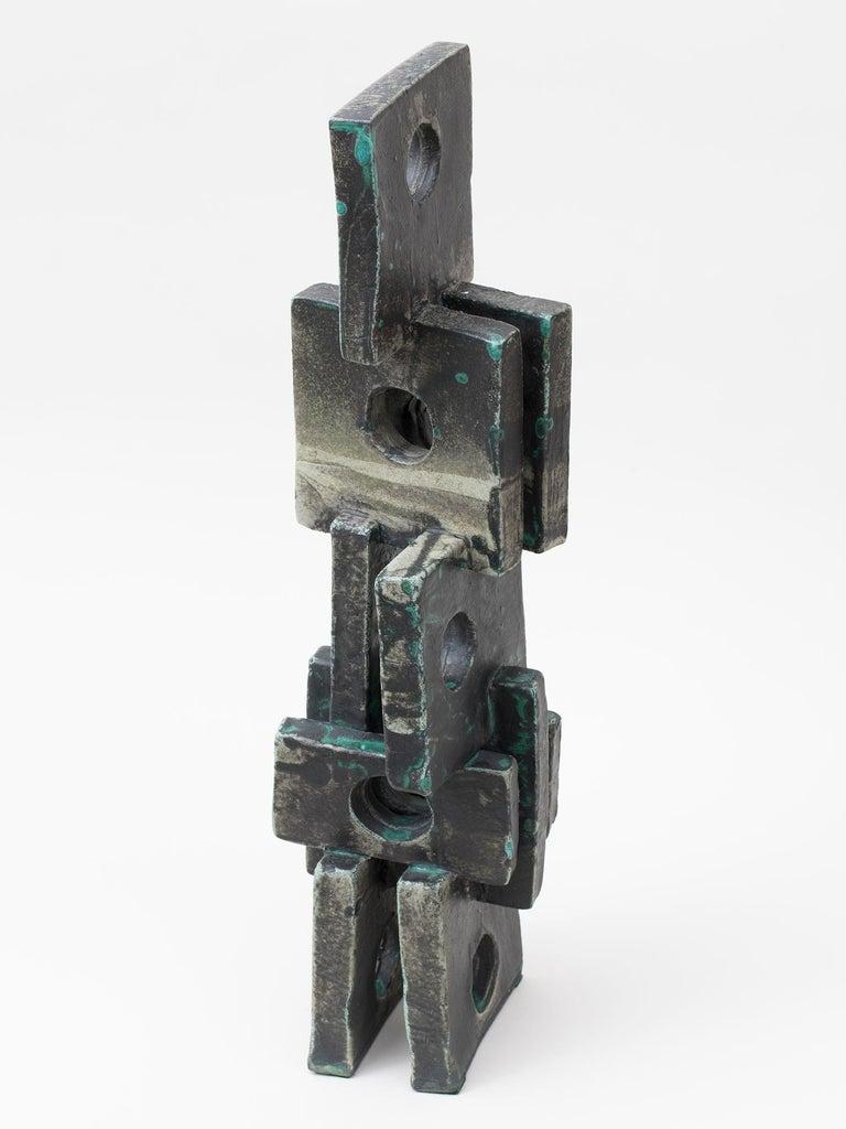 American Modernist Ceramic Sculpture by Judy Engel