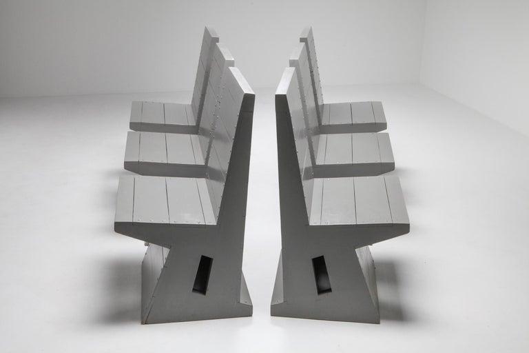Modernist Chair by Dom Hans van der Laan In Good Condition For Sale In Antwerp, BE
