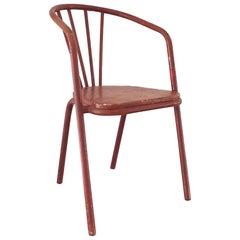 Modernist Chair by Robert Mallet Stevens, France, 1930s
