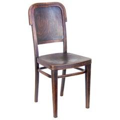 Modernist Chair Thonet Nr.402, Jan Kotěra in 1907
