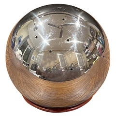 Modernist Chrome Toothpick Holder by Russel Wright for Chase Co.