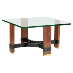 Modernist Coffee Table, Italy, 1950s