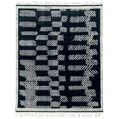 """Modernist Collection Rug by Nazmiyal. Size: 8' 3"""" x 10' 3"""" (2.51 m x 3.12 m)"""