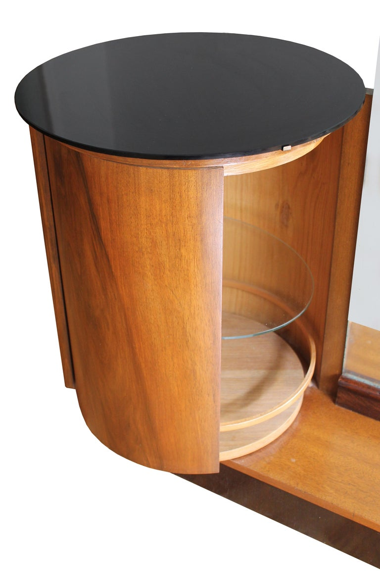 Mid-20th Century Modernist Dressing Table by Jindrich Halabala for UP Brno For Sale