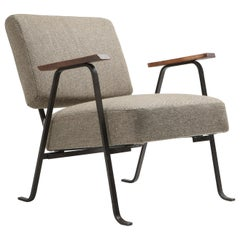 Modernist Dutch Easy Chair 'AP-5' by Hein Salomonson