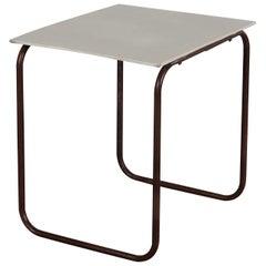 Modernist Dutch Side Table, circa 1950