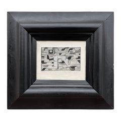 Modernist Etching, Artist Proof, c. 1962