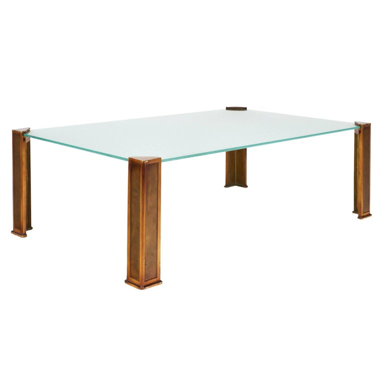 Modernist French Coffee Table
