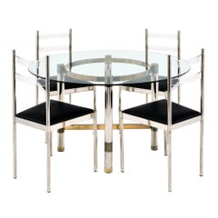 Modernist French Dining Set