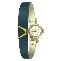 Modernist Gold Watch, Universal Geneve