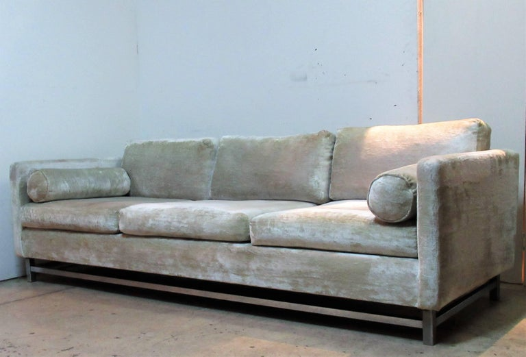 American Glamorous Hollywood Regency Sofa For