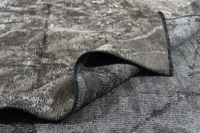 The Rapture collection is a high-end rug collection that includes 29 rug design options, in 155 design and rug color combinations, totaling 620 various design-color-size combinations. The rugs perform well in residential interior, hospitality