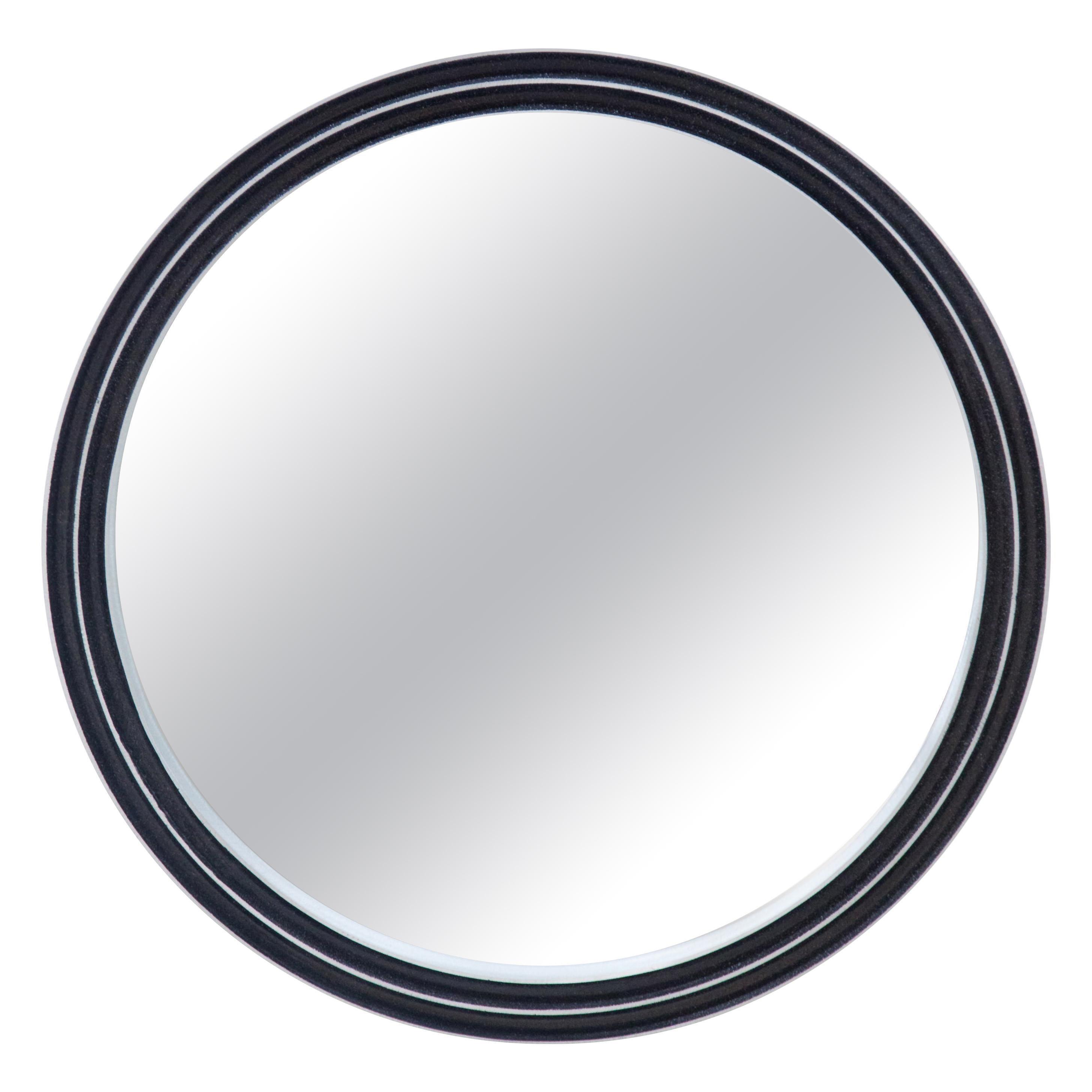 Modernist Mirror by Artist Lorenzo Burchiellaro