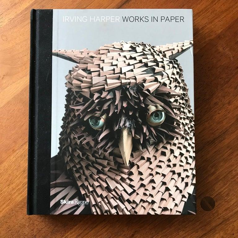 Modernist Paper Sculpture by Irving Harper For Sale 4