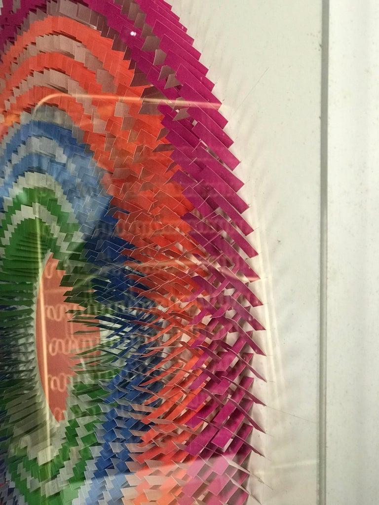 Modernist Paper Sculpture by Irving Harper For Sale 1
