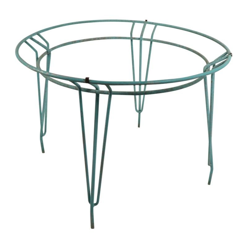 Modernist Patio Garden Table