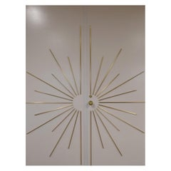 Modernist Ray Double Entry Door Fire Rated