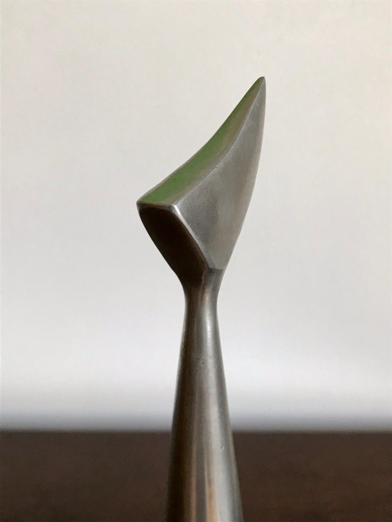 Modernist Sculpture Malcolm Leland Attributed For Sale 4