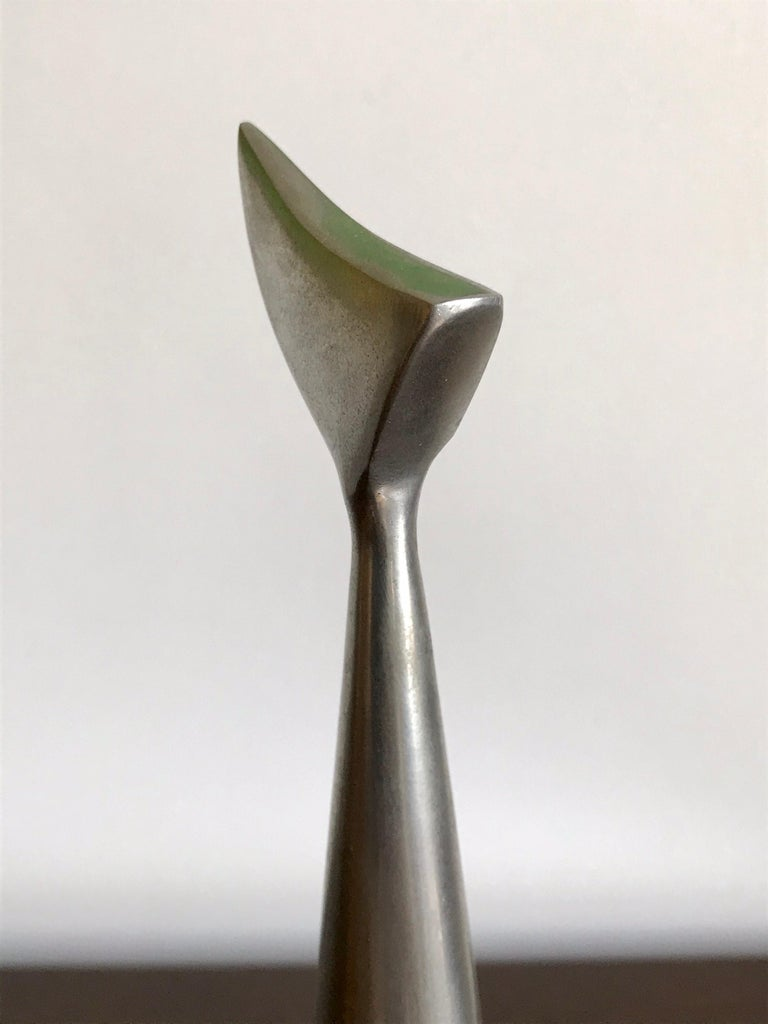 Modernist Sculpture Malcolm Leland Attributed For Sale 6