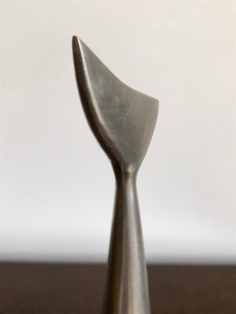 Modernist Sculpture Malcolm Leland Attributed For Sale 9