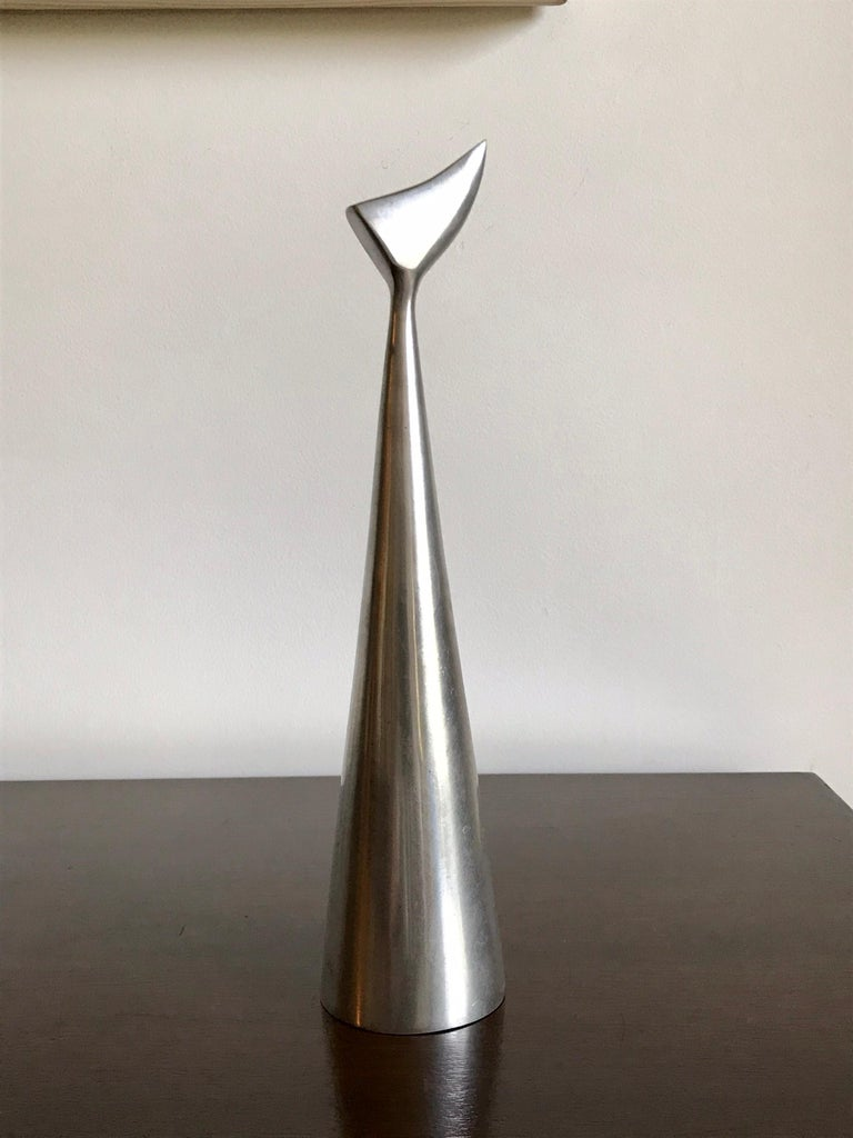 Modernist Sculpture Malcolm Leland Attributed In Good Condition For Sale In Los Angeles, CA