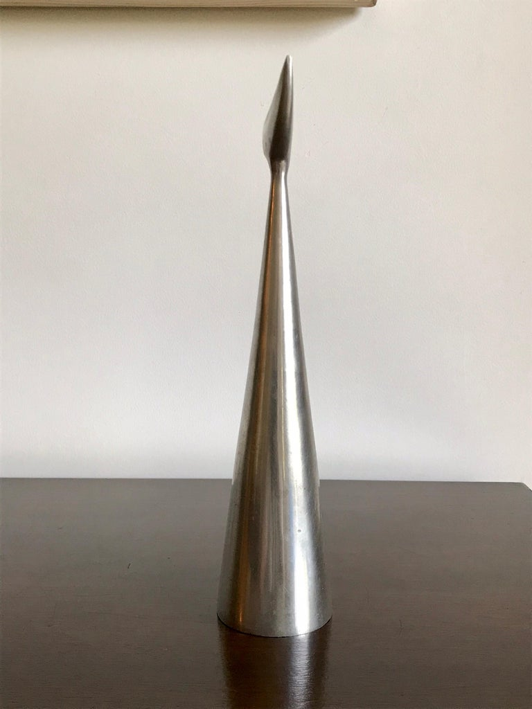 Modernist Sculpture Malcolm Leland Attributed For Sale 2