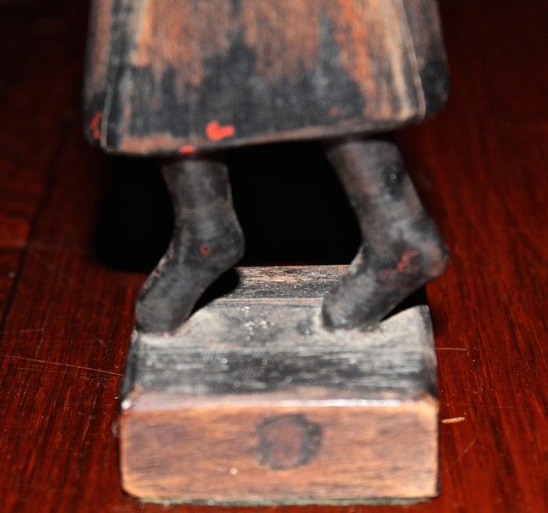 Modernist Sculpture Signed Kroll For Sale 2