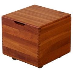 Modernist Storage Cube