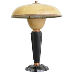 Modernist Table Lamp by Eileen Gray for Jumo, circa 1930