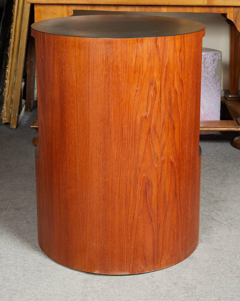 Modernist Teak Side Table by RS Associates For Sale at 1stdibs