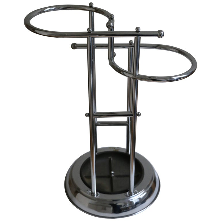 Modernist Umbrella Stand, circa 1940, Belgium For Sale