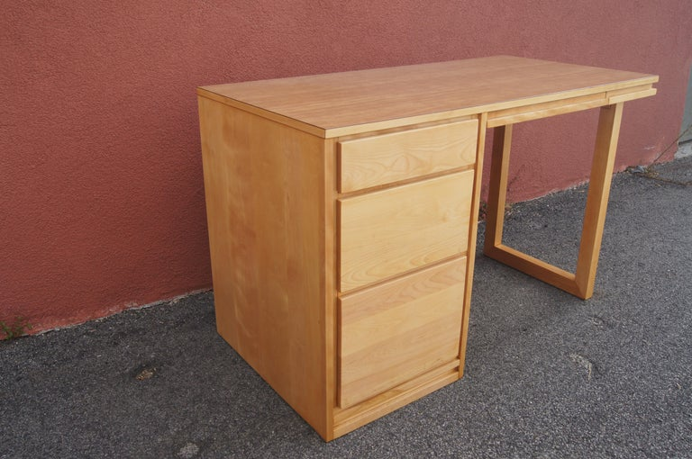 American ModernMates Desk by Leslie Diamond for Conant Ball For Sale