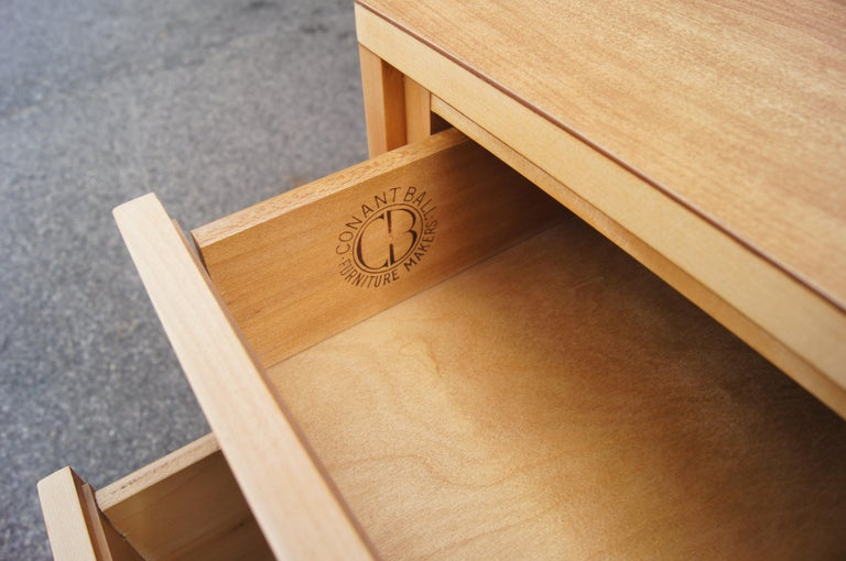 ModernMates Desk by Leslie Diamond for Conant Ball For Sale 1