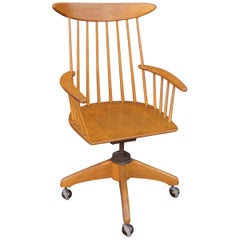 ModernMates Maple Office Chair by Leslie Diamond for Conant Ball