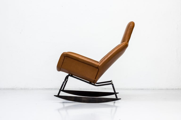 Rare rocking chair from the