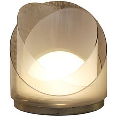 Modulable Table Lamp by Carlo Nason for Mazzega