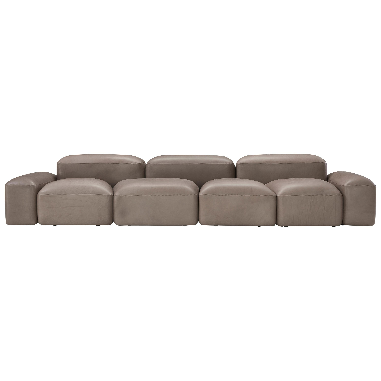 Modular and Customizable Sofa 'Lapis' 325