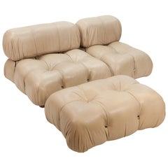 Modular Camaleonda sofa by Mario Bellini, C&B, 1971