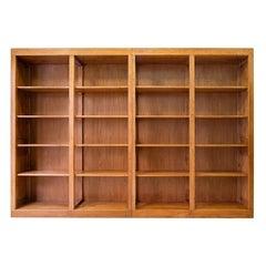 Modular Chestnut Bookcase