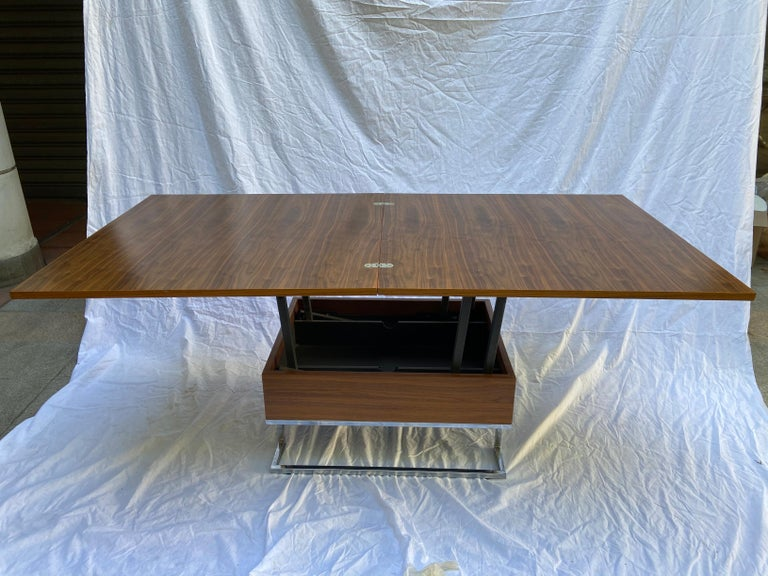 Other Modular Coffee Table / Dining Table - French Work, circa 1970 For Sale