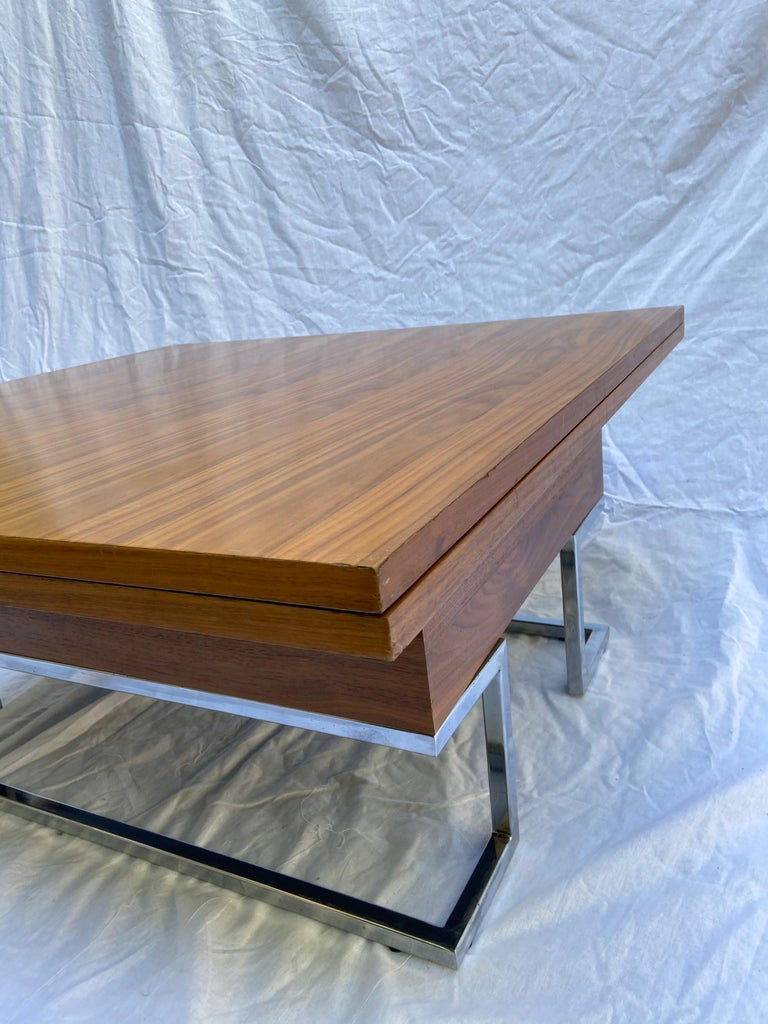 Modular Coffee Table / Dining Table - French Work, circa 1970 In Good Condition For Sale In Saint ouen, FR