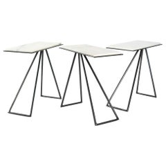 Modular Contemporary Design Coffee Tables by Anouchka Potdevin