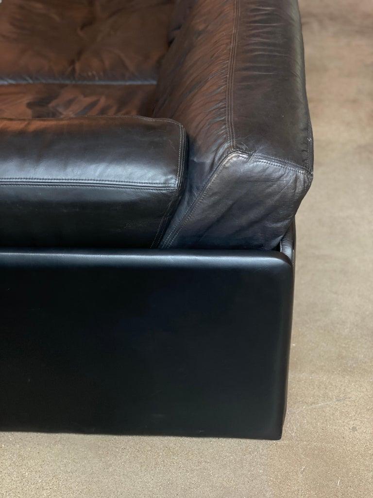 Modular De Sede Sectional Sofa DS-76, 1970s For Sale 3