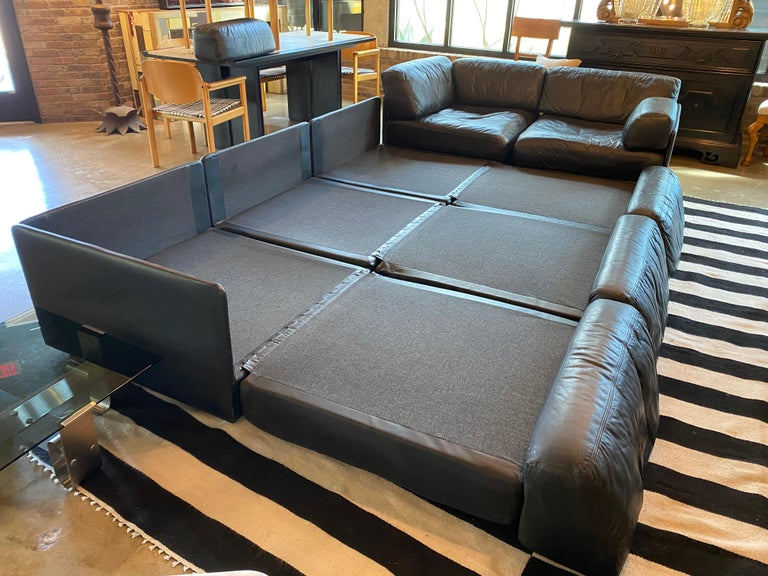 Modular De Sede Sectional Sofa DS-76, 1970s For Sale 5