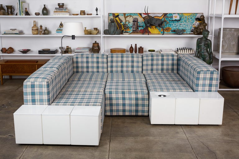Modular Seating System by Giancarlo Piretti for Castelli For Sale 5